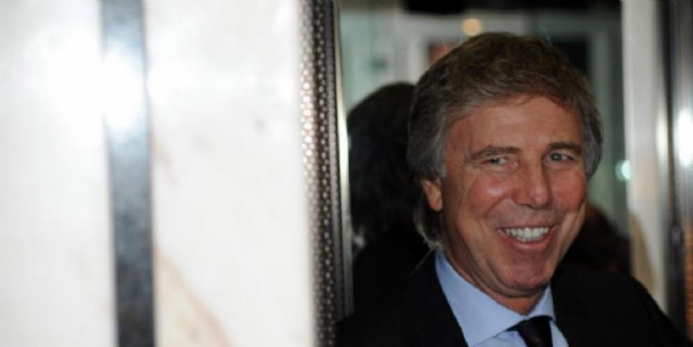 Enrico Preziosi, presidente del Genoa