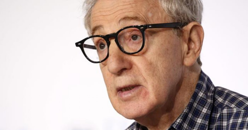 Il regista americano, Woody Allen