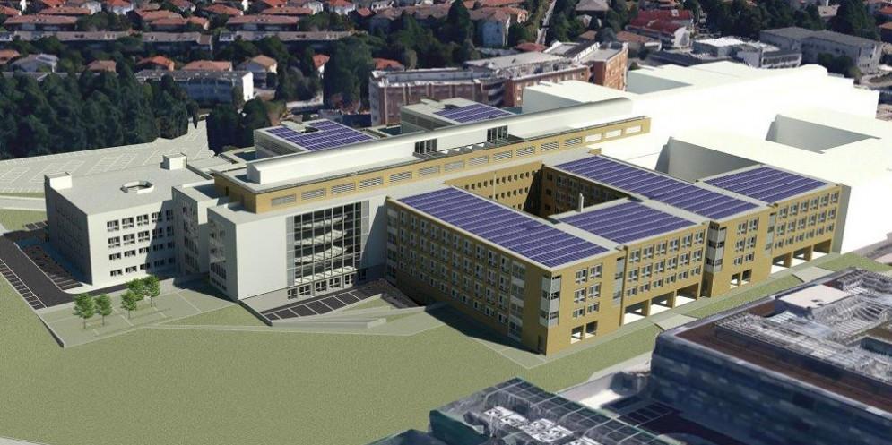 Toponomastica, il 'nuovo ospedale' sarà intitolato all'ingenier Eugenio Mariutti