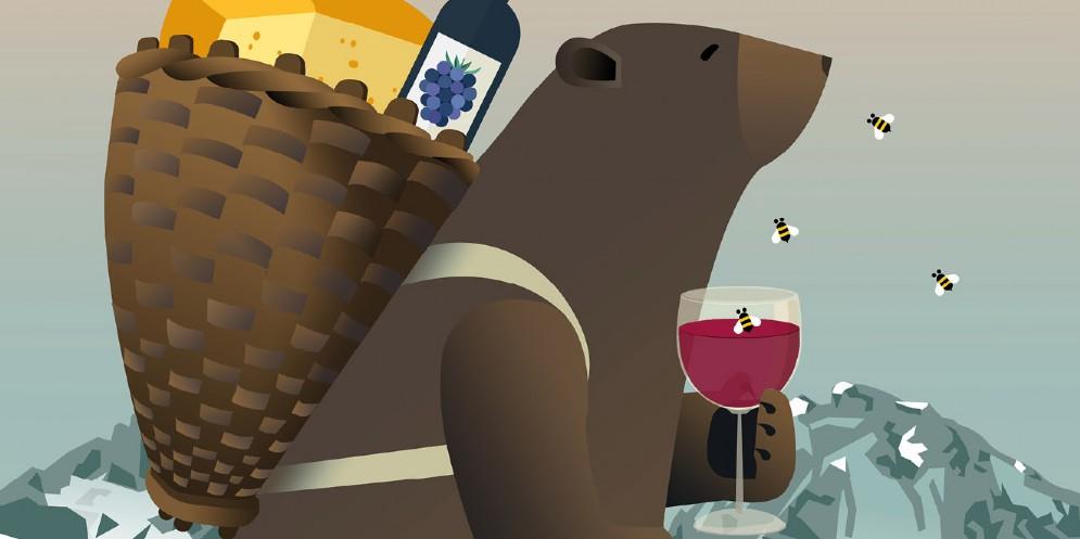 In alto i vini: due appuntamenti in rifugio