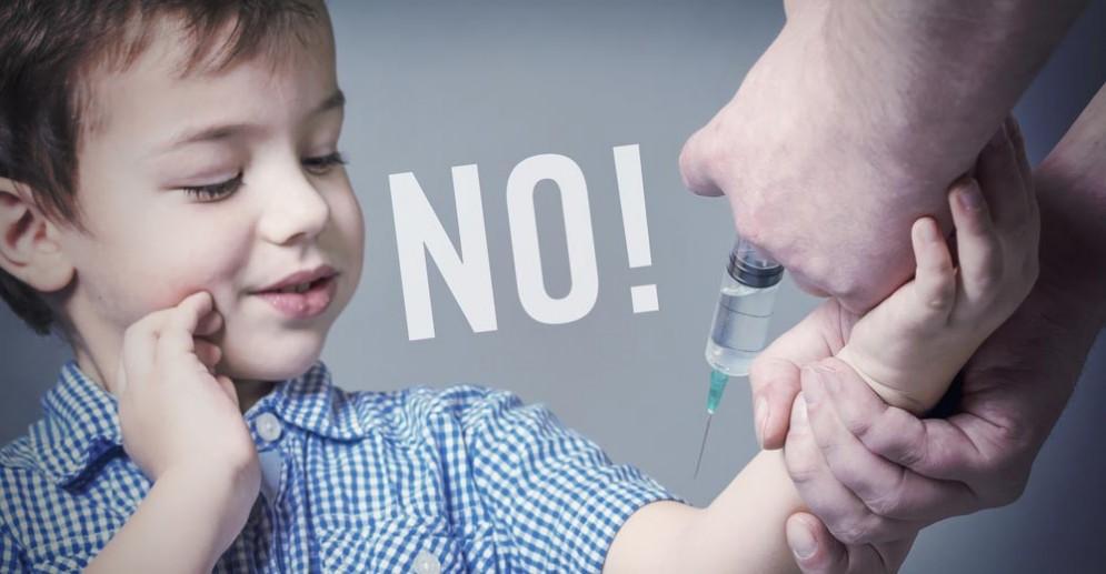 Una mamma no vax rischia il carcere