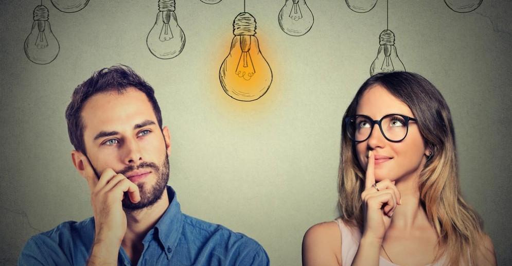 Cervello di uomini e donne diverso