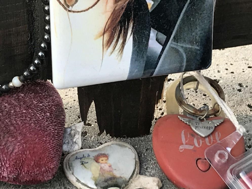 Il ricordo di Sara Biscotti a Rivalta