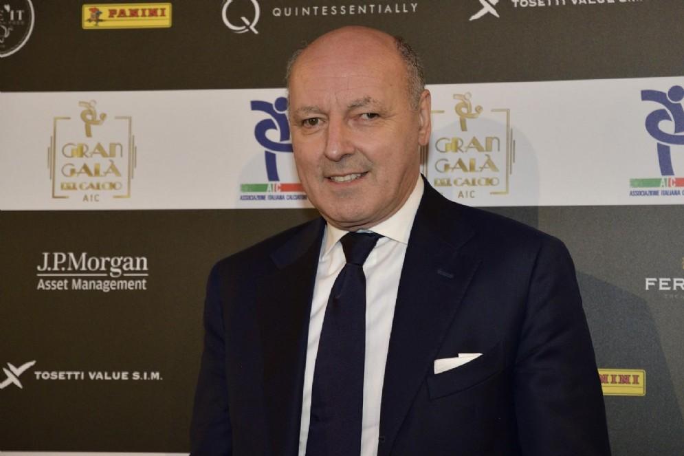 Giuseppe Marotta, amministratore delegato della Juventus