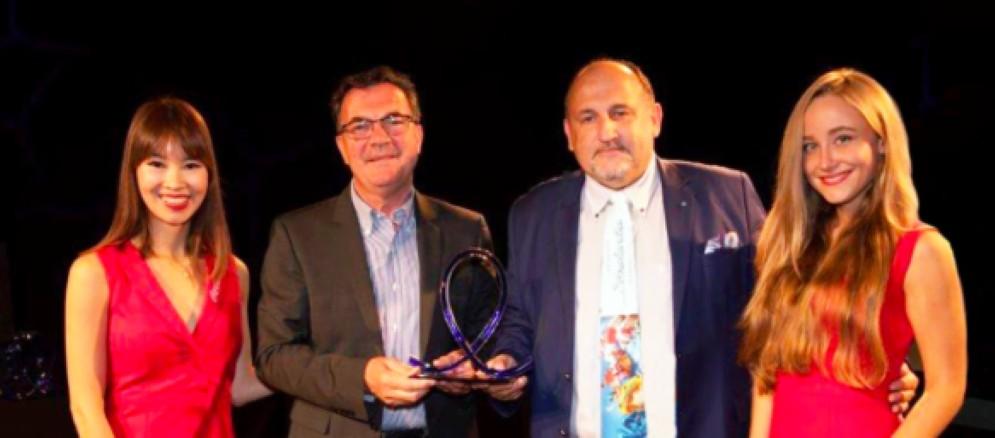 L'Aquapark Istralandia premiato alla Fiera EAS