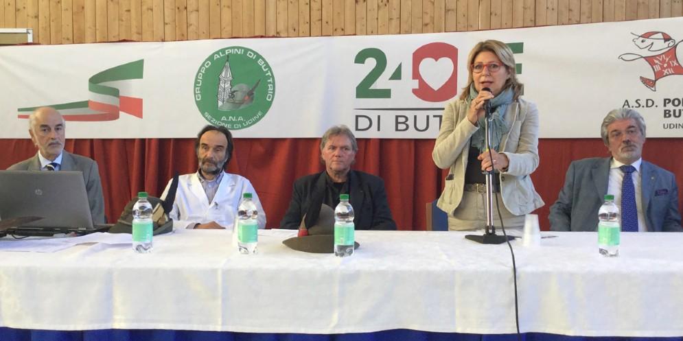 Salute: in 12 edizioni della '24Ore di Buttrio' donate apparecchiature per 180 mila euro