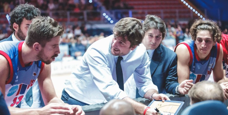 Coach Carrea (foto Tesoro)