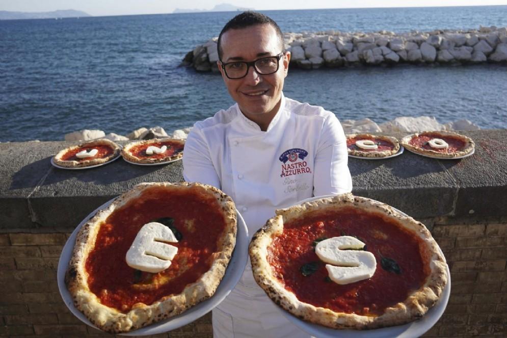 Gino Sorbillo è il miglior pizzaiolo d'Italia
