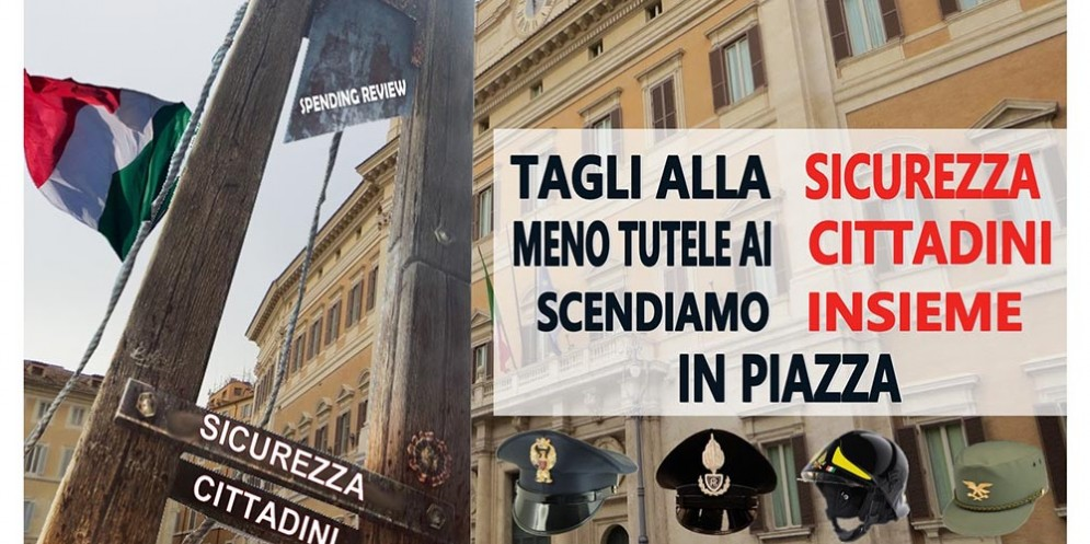 Il 12 ottobre la consulta della sicurezza di Gorizia scende in Piazza Montecitorio