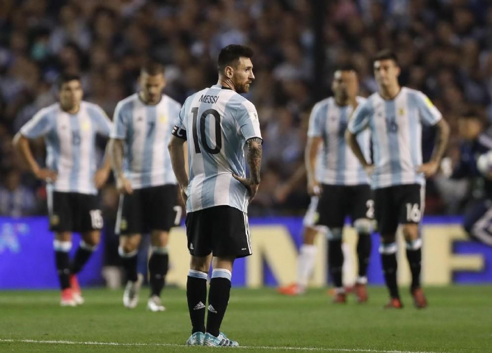 La nazionale argentina è impegnata in Ecuador e va alla ricerca della qualificazione a Russia 2018