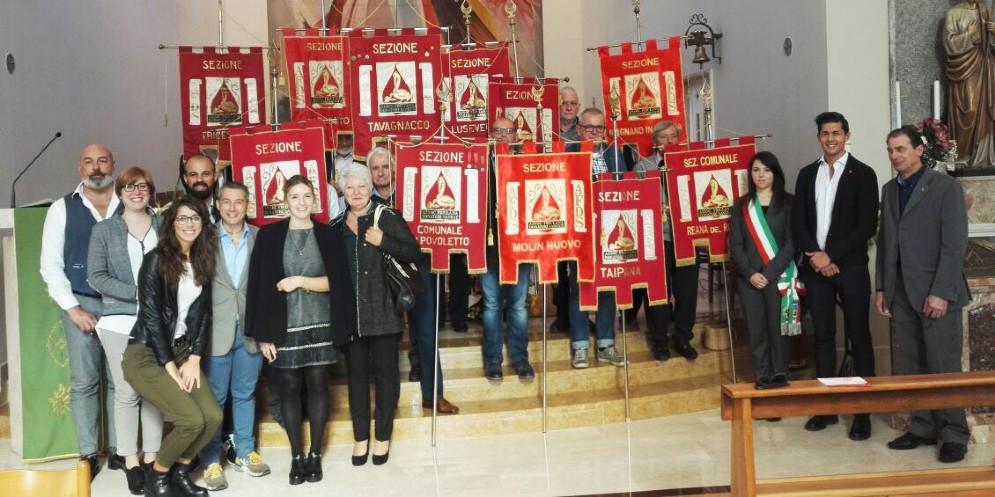 Molin Nuovo ha festeggiato i 45 anni della sezione Afds