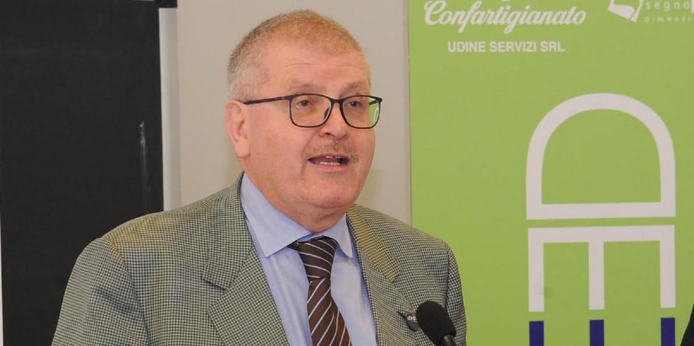 Presidente del Cata, Graziano Tilatti