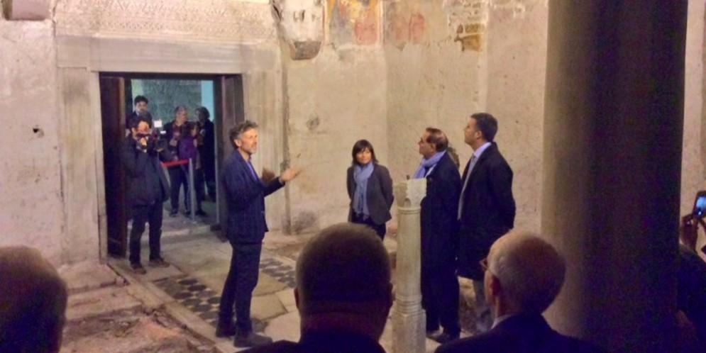 Inaugurato il centro visite del Monastero di Santa Maria in Valle, a Cividale