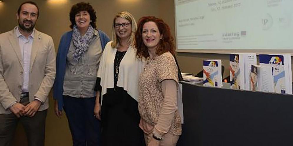 Panariti, Eduka2 è cooperazione attiva con la Slovenia