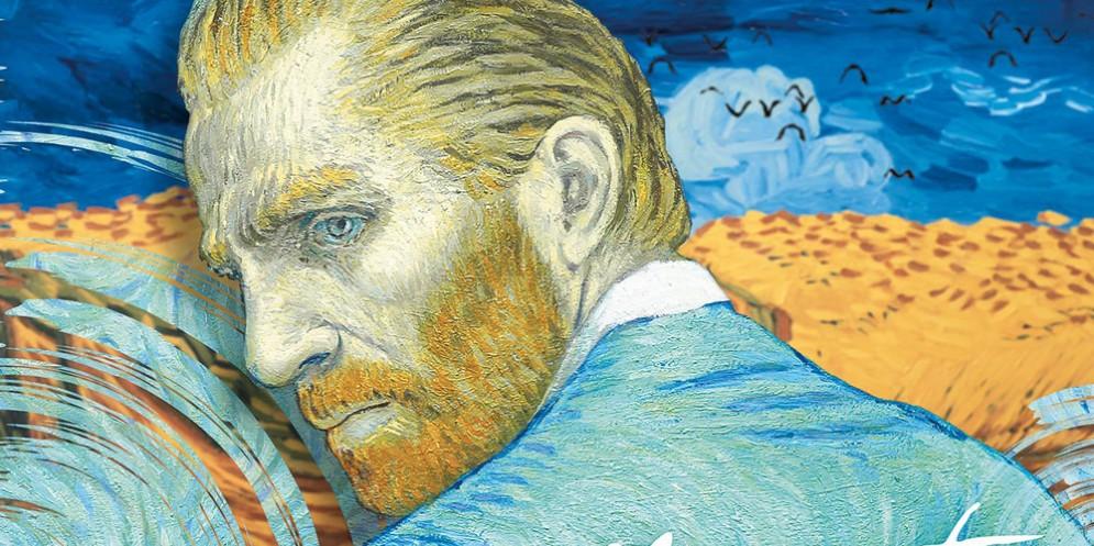 Loving Vincent: il primo lungometraggio interamente dipinto su tela che racconta Van Gogh
