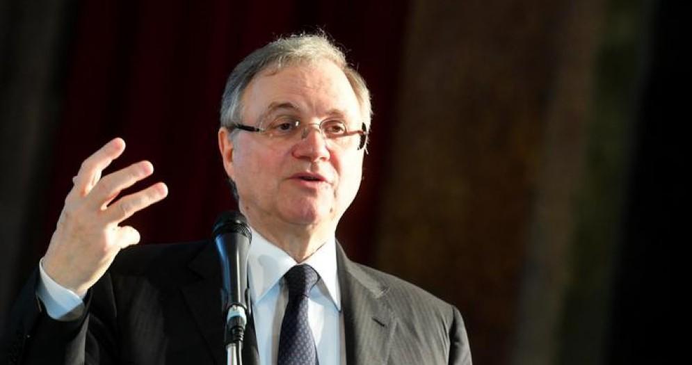 Il Governatore di Banca d'Italia, Ignazio Visco