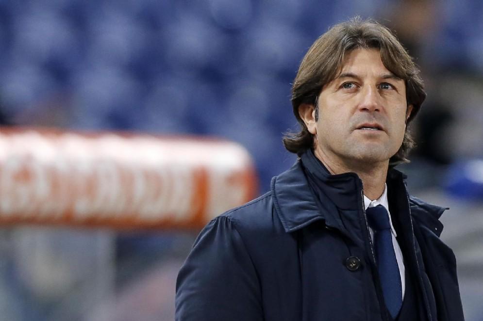 Massimo Rastelli, allenatore appena esonerato dal Cagliari
