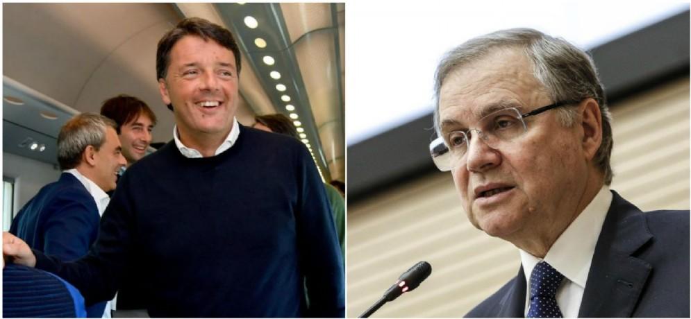 Il Pd ha presentato una contro-mozione per chiedere la sostituzione del banchiere centrale Ignazio Visco.