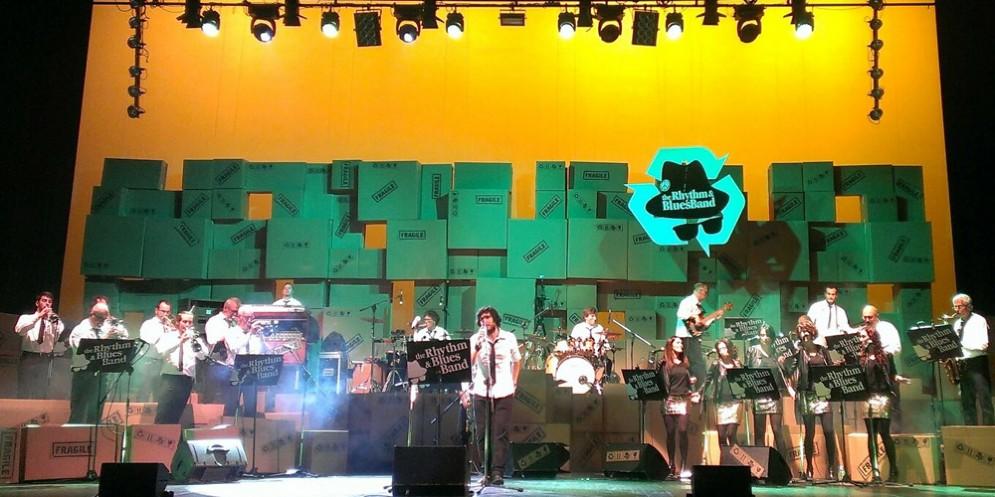 Rhythm & Blues Band: nuovo concerto di beneficenza al Teatrone