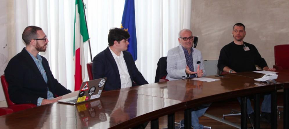 """L'assessore Giorgi ha presentato in Municipio l'iniziativa """"180 GR AMMI Trieste"""""""