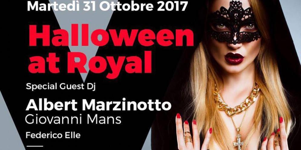 Royal di Pordenone: la notte di Halloween