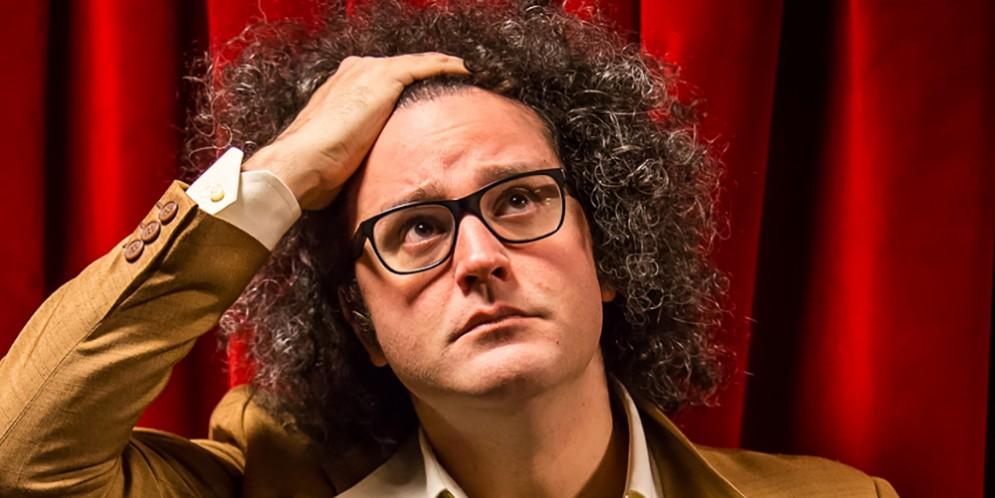 Cristicchi inaugura la stagione artistica con 'La buona novella' di Fabrizio De Andrè