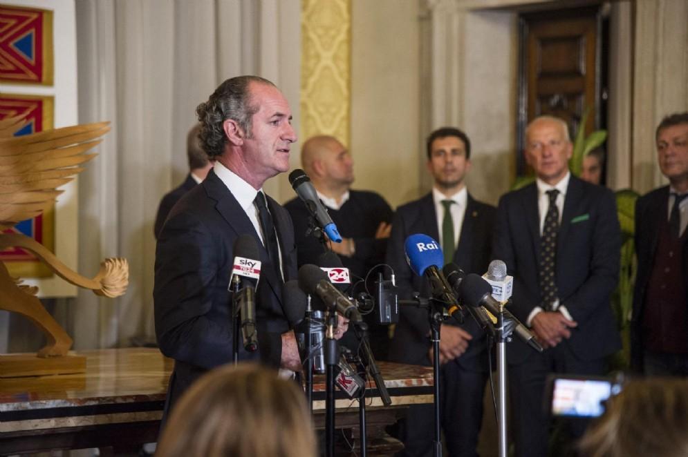 Cgil Veneto: Zaia rischia d'isolarci dal resto del Paese