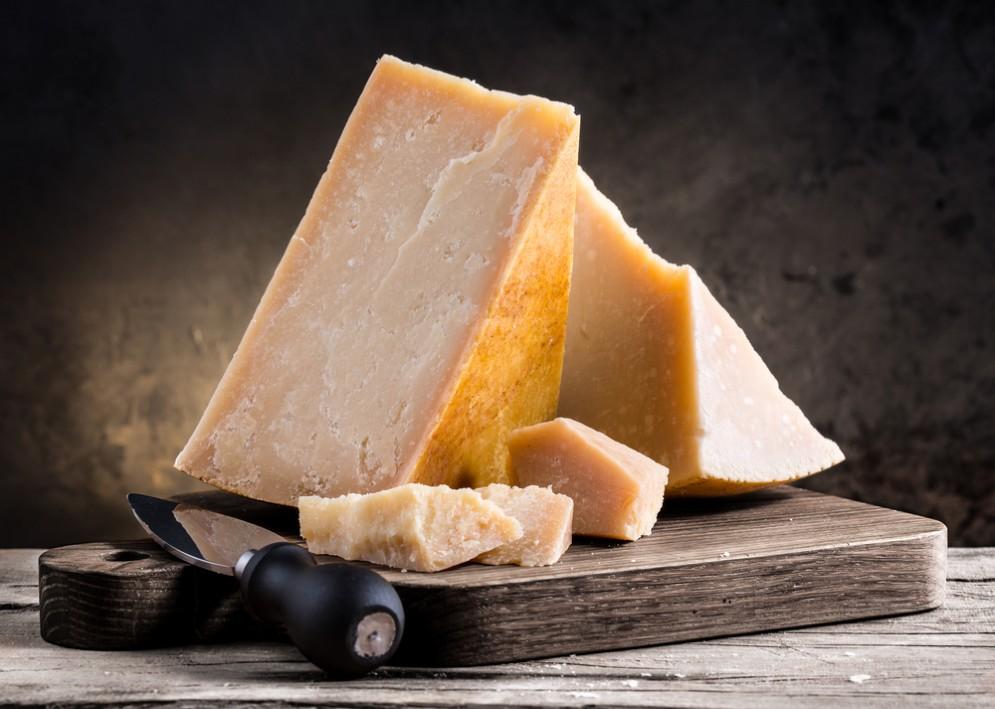 Parmigiano Reggiano contraffatto