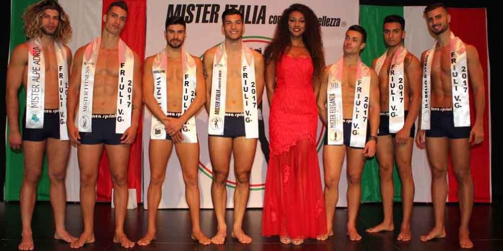 Mirko è Mister Italia Fvg 2017