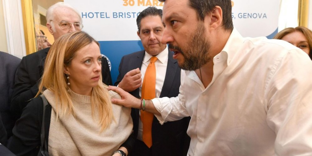 La leader di FdI, Giorgia Meloni, ha commentato i risultati del referendum sull'autonomia.