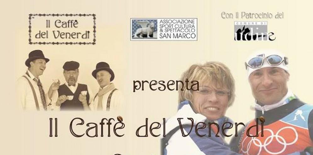 Il Caffè del Venerdì ospita i  fratelli Di Centa