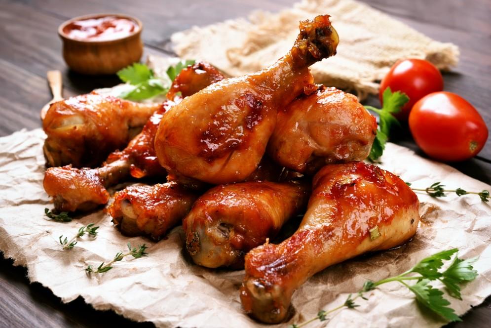 Pollo e antibiotico resistenza