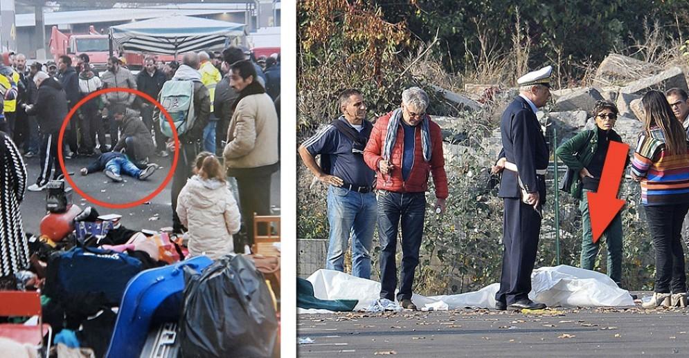 """Omicidio al mercato """"Barattolo"""""""