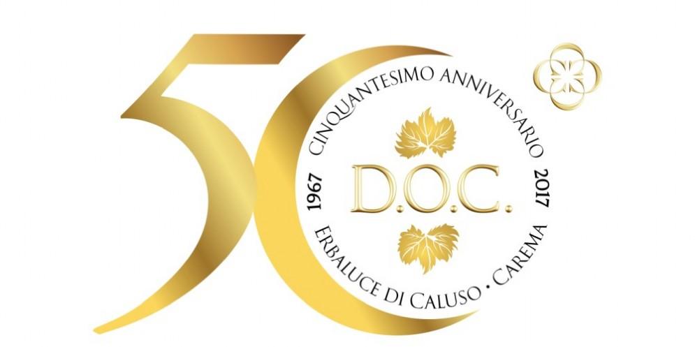 Logo 50 Anni DOC