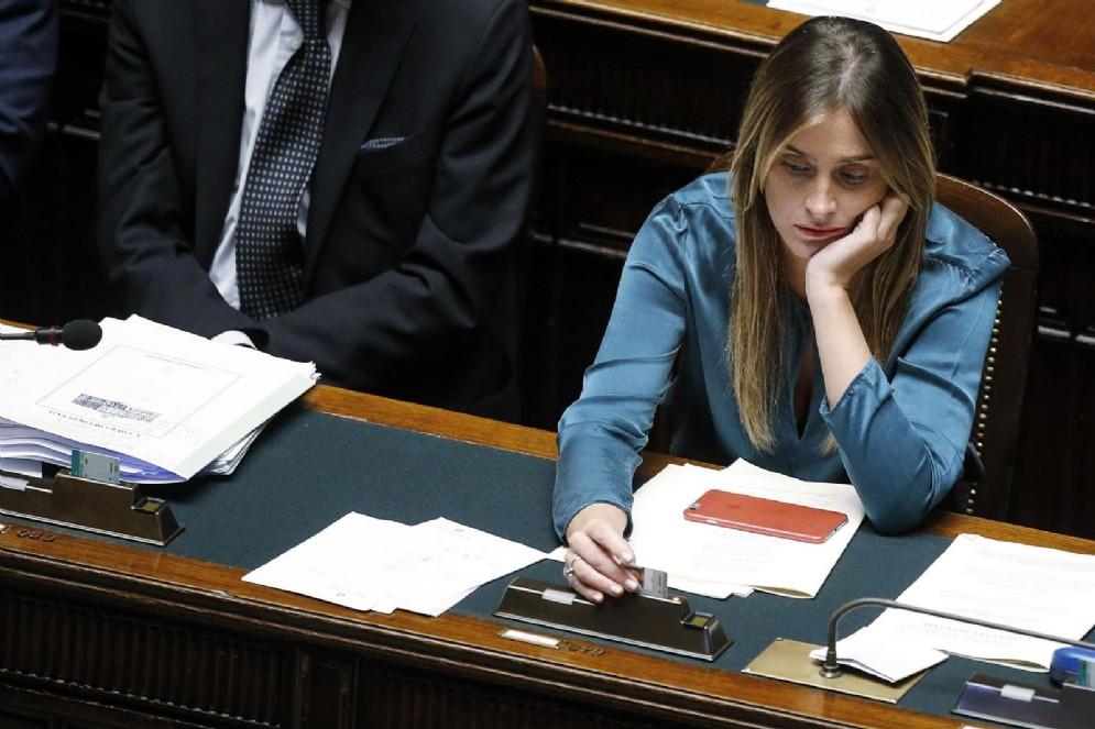 La sottosegretaria Pd alla Presidenza del Consiglio Maria Elena Boschi