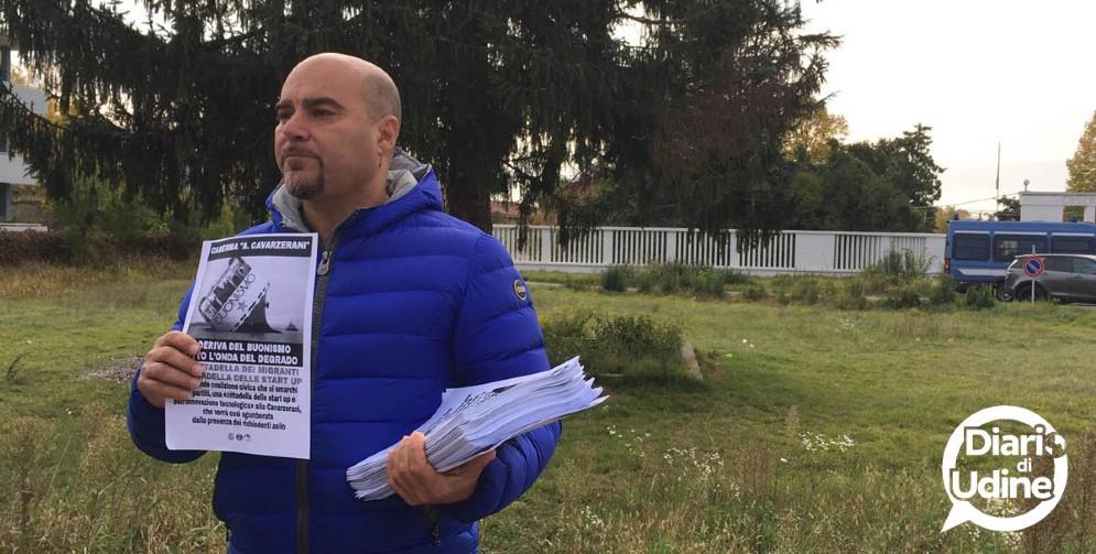 Salmè: «A Udine c'è un problema di libertà politica»