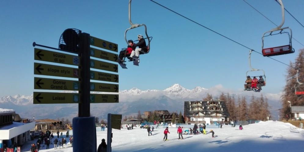 Impianti sciistici in Valle d'Aosta