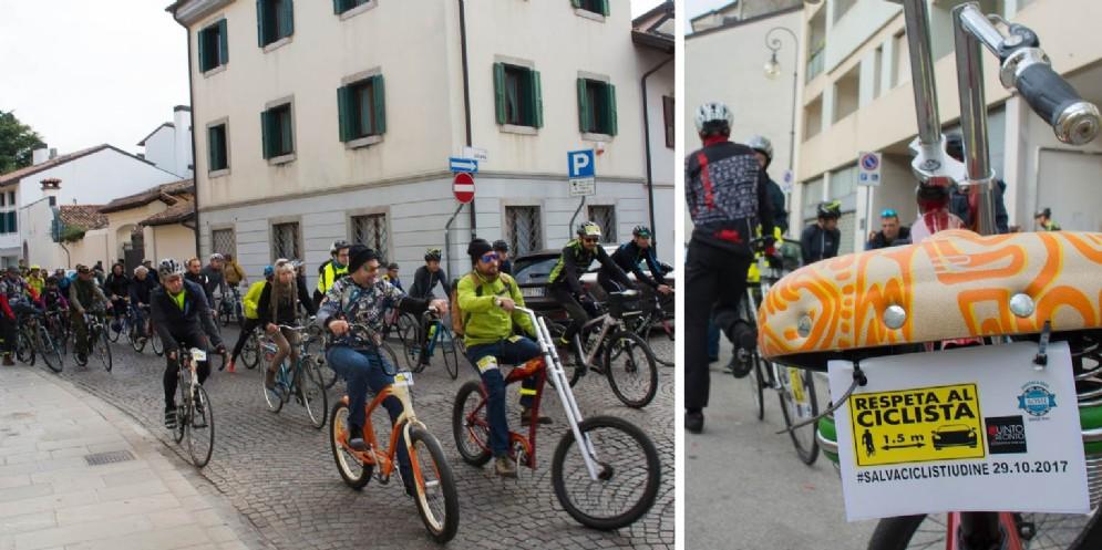 Sicurezza su due ruote: evento riuscito a Udine