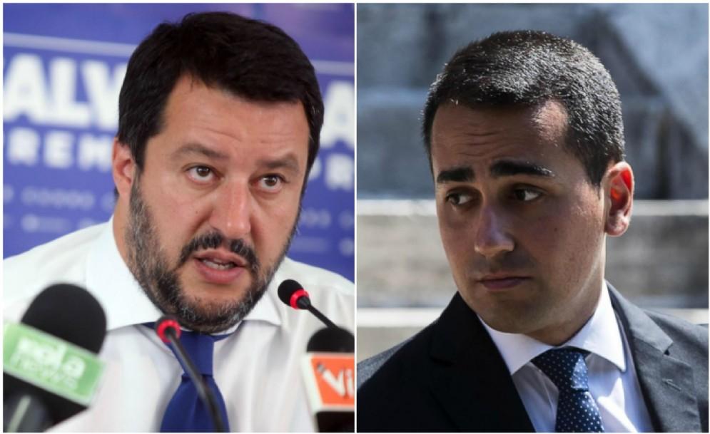 Matteo Salvini apre al Movimento 5 stelle.