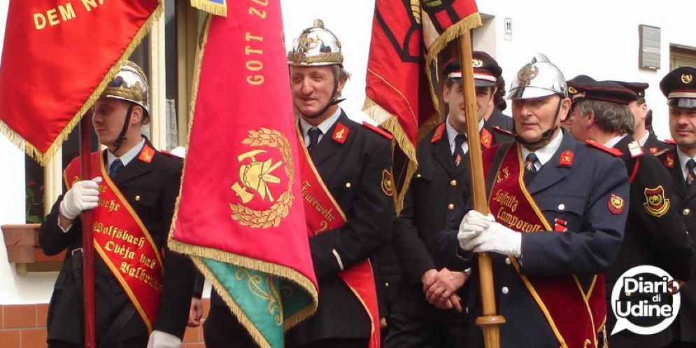 Convenzione tra Protezione civile e Corpi pompieri volontari