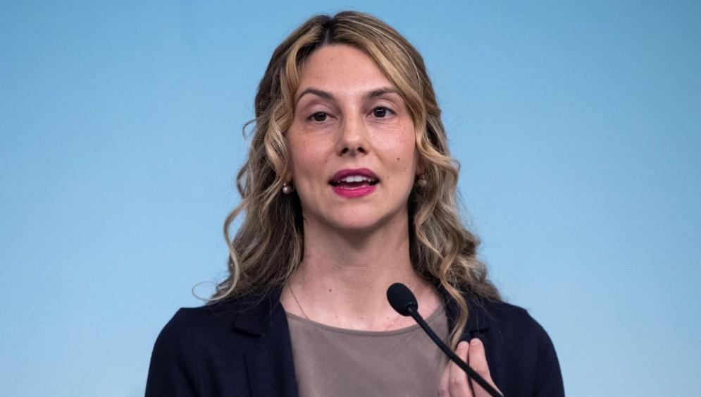 La ministra della PA, Marianna Madia, è accusata dal Fatto di aver copiato la sua tesi di dottorato