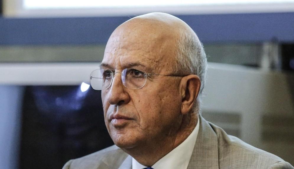 Antonio Patuelli è il presidente dell'Associazione bancaria italiana