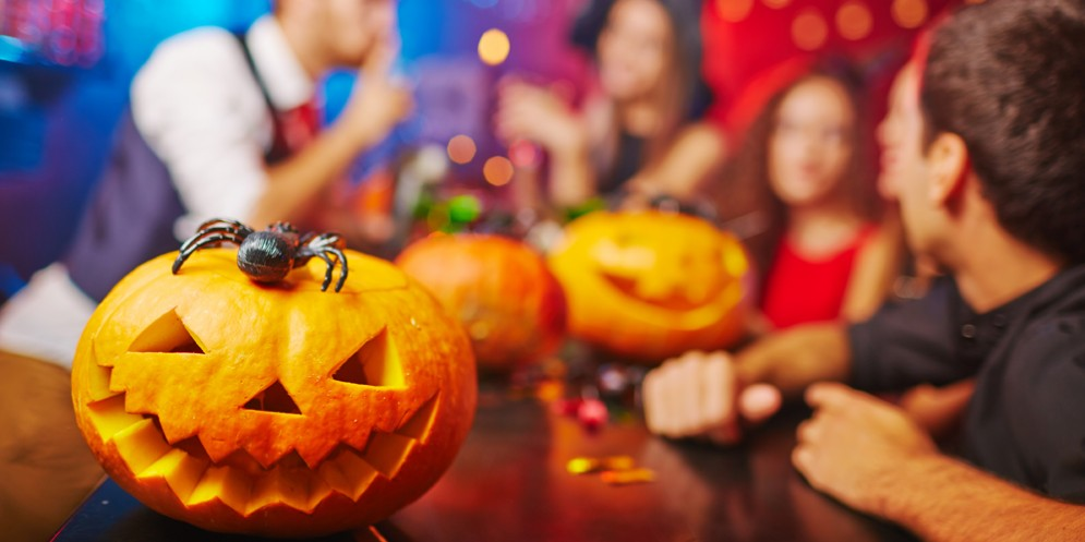 Gli eventi in programma martedì 31 ottobre (per Halloween e non solo!)