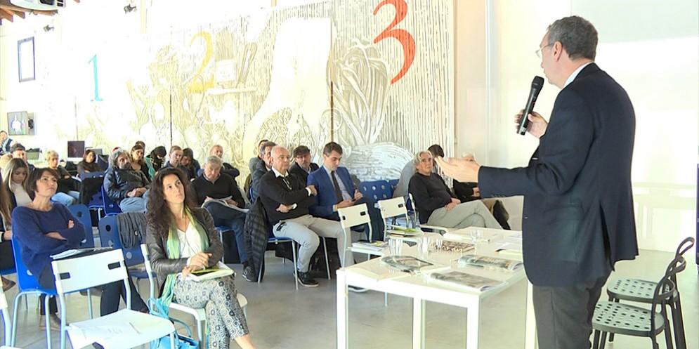 Sergio Bolzonello interviene al IV Congresso Regionale di Legacoopsociali
