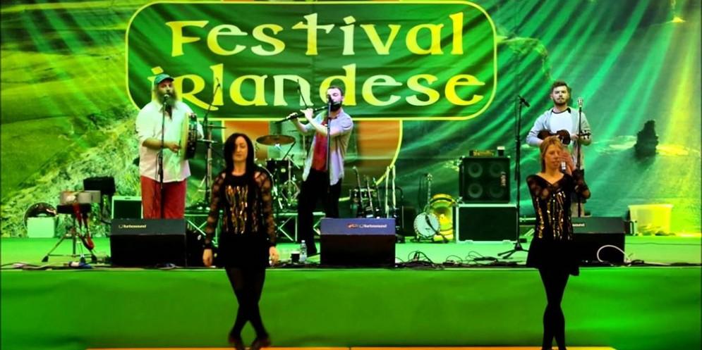Per la prima volta il Festival Irlandese alla Fiera di Pordenone