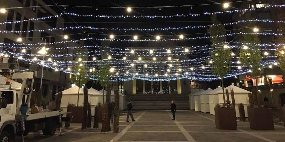 """Inaugurazione dell'""""Autunno in piazza XX Settembre"""""""