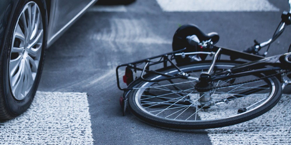 Auto contro bici: grave un 43enne di Palmanova