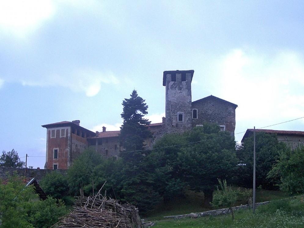 Castello Rosso di Loranzé