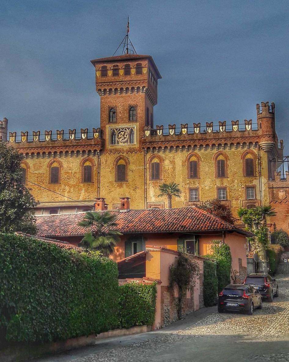 Castello di Mazzè