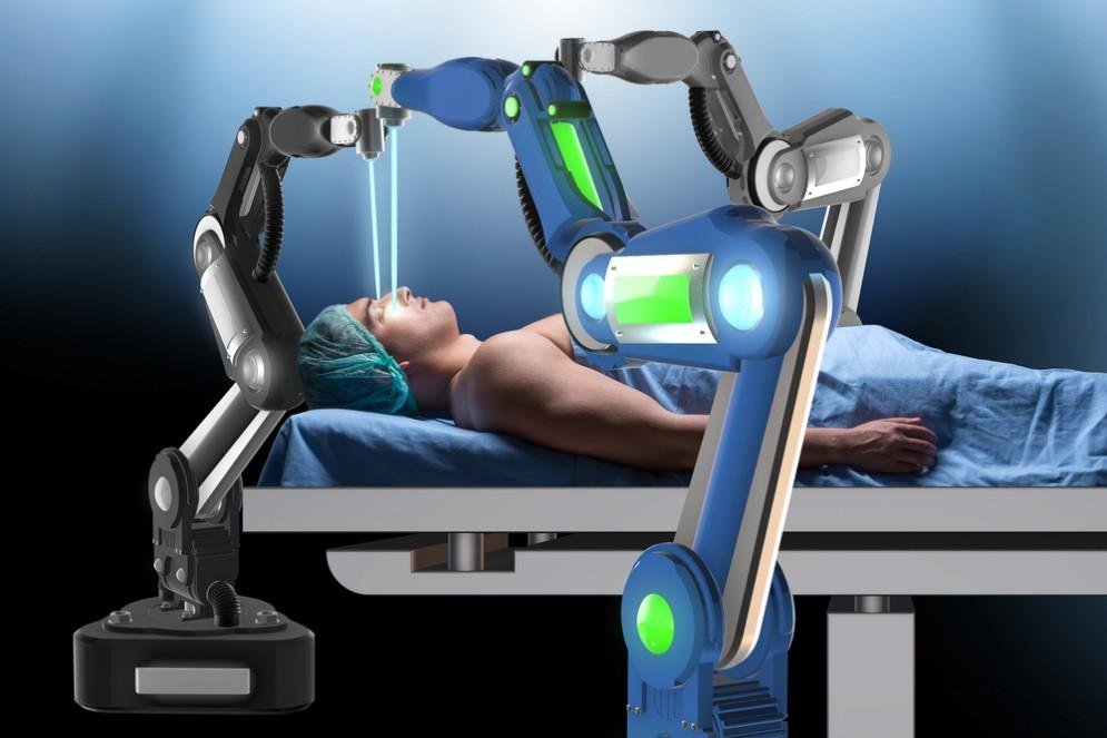 Chirurgia robotica sempre più diffusa in Italia